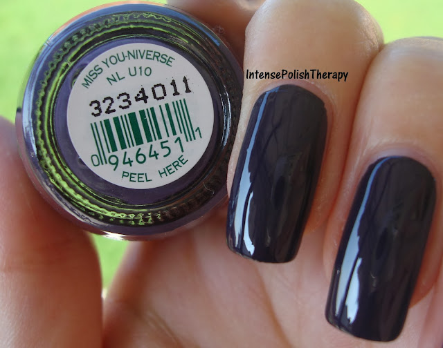 OPI Miss You-niverse