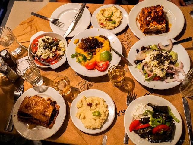 Taverne To Limani tis kyra katinas-Aegiali-Amorgos-Cyclades