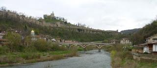 Puente de Piedra del Barrio de Asenova.