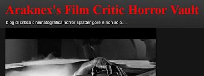 Araknex's Film Critic Horror Vault