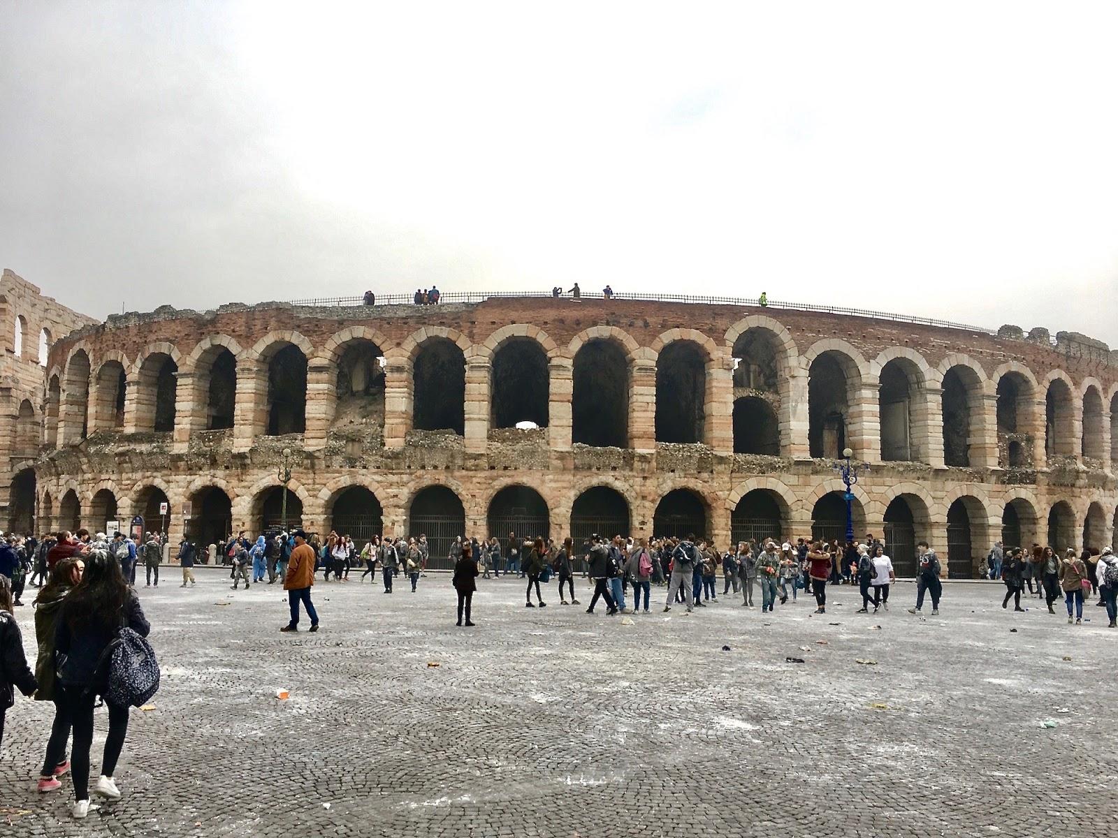 verona italy amphitheatre peexo travel blog