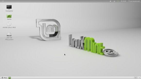 لينكس النعناع - Linux Mint