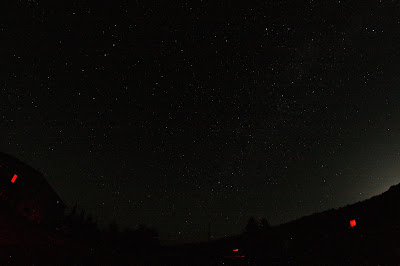 stars to the north-east from CAO