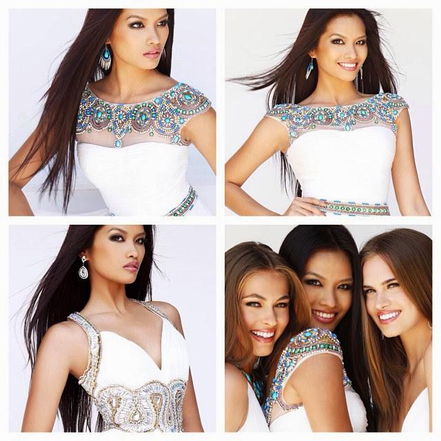 Janine Tugonon Miss Universe 2012 1St Runner-Up For Sherri -6130