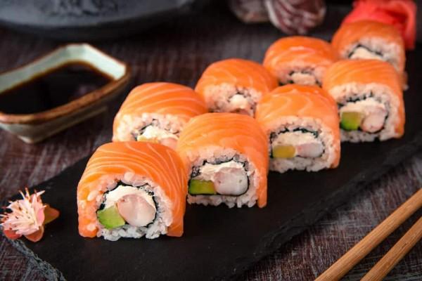 5 Macam Resep Sushi Jepang