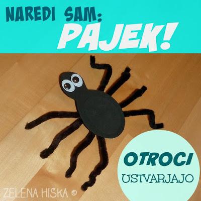 naredi sam pajek