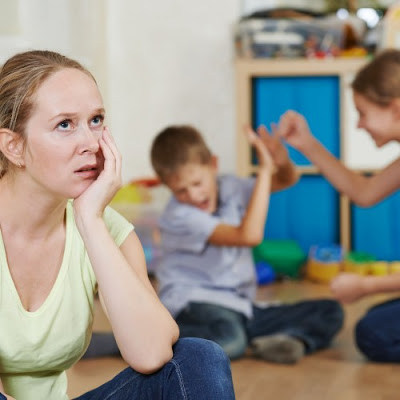 Ten ways of anger management for children with ADHD
