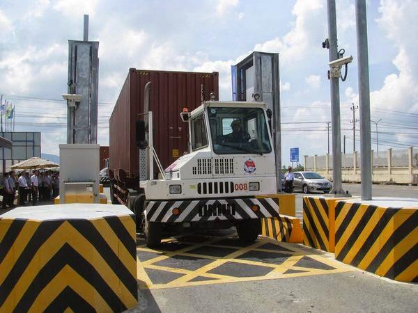 Megasports cảnh báo hơn 1800 trường hợp có chất phóng xạ qua cảng