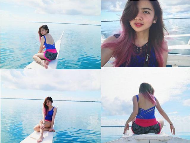Ella Cruz And Her Breathtaking Photos In Cebu! SEE IT HERE!