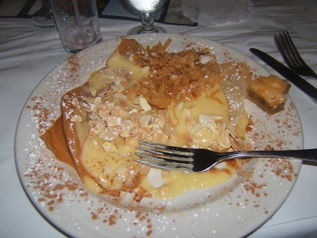 Bastilla dessert
