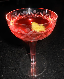 campari chocolate cocktail