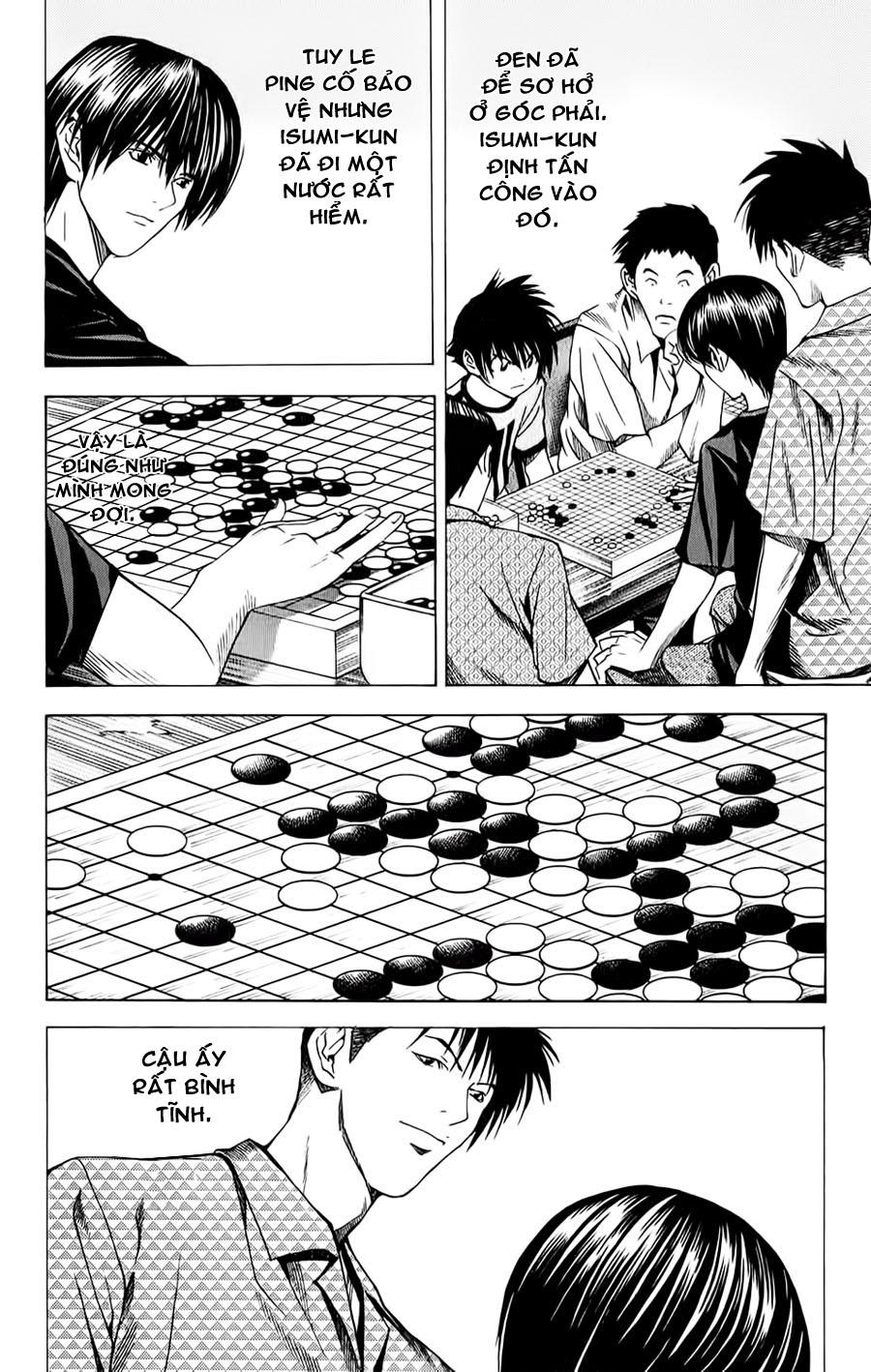 Hikaru No Go hikaru no go chap 135 trang 15