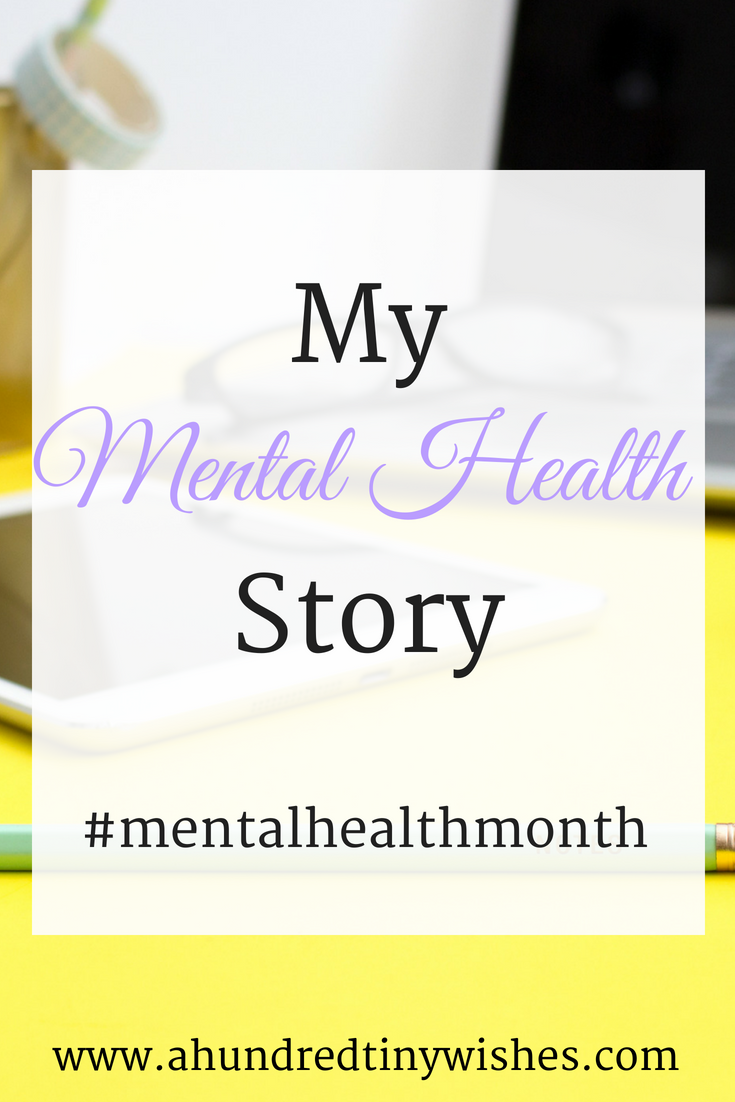 mental health month, bipolar II, depression
