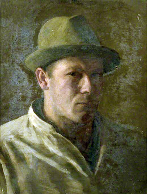 Theodor Kern, Portraits of Painters, Fine arts, Self-Portraits