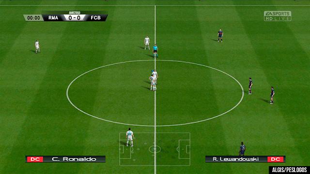PES6 Scoreboard From FIFA 18