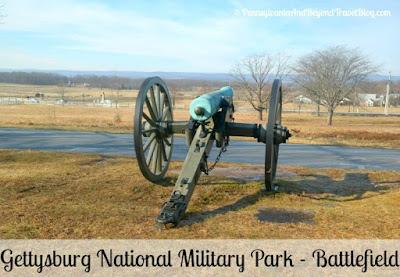 Gettysburg National Military Park - Gettysburg Battlefied
