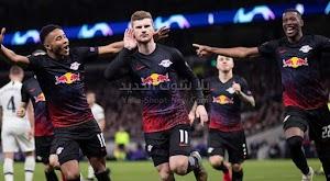 لايبزيغ يحقق انتصار هام خارج ملعبه على توتنهام توتنهام في دوري أبطال أوروبا
