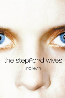 Book cover for Ira Levin's The Stepford Wives in the South Manchester, Chorlton, and Didsbury book group