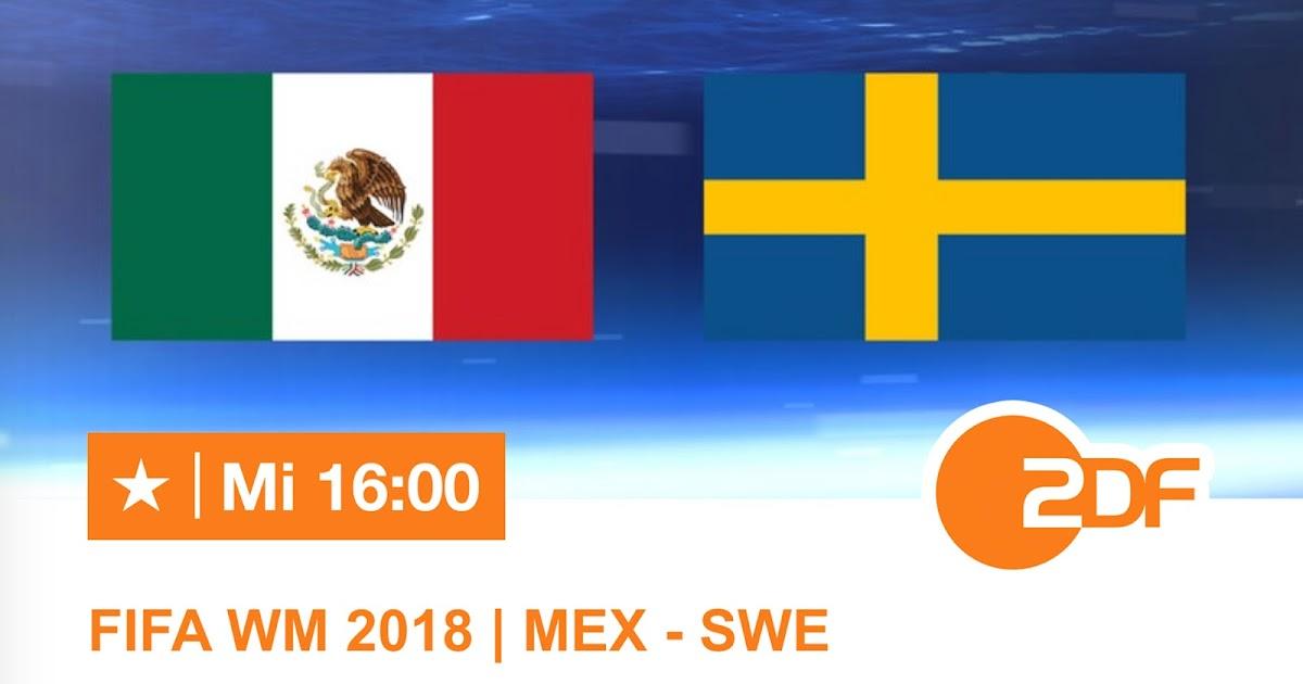 Schweden Mexiko Live