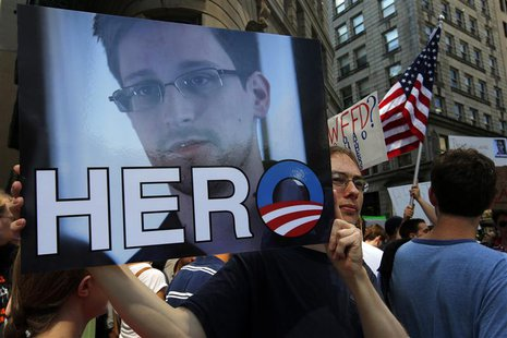 Snowden says, NSA works closely with Germany and other Western state for spying