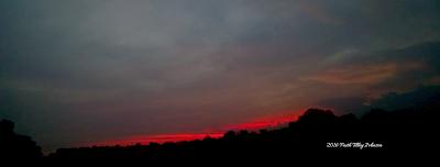 Wordless Wednesday Landscape - Sunset