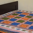 Buy jaipuri Traditional print 100% Cotton Bedsheet with 2 Pillow Covers | Culture of Rajasthan