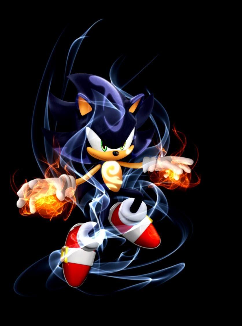 Dark Sonic Wallpaper Cool Hd Wallpapers