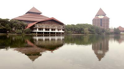 Masuk Universitas Indonesia Melalui SBMPTN