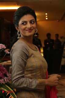 Actress Anandhi Enakku Innoru Per Irukku Press Meet  0013