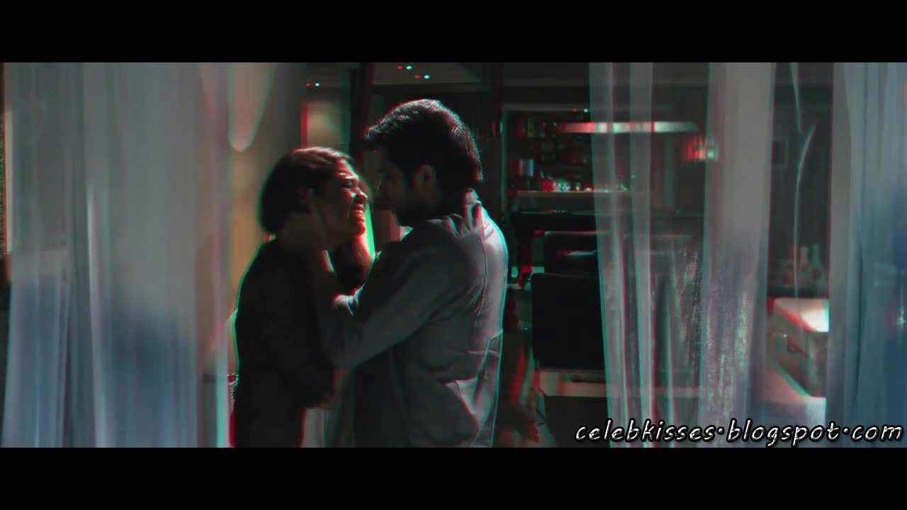 Esha Gupta Kissing With Imran Hashmi  Hot Celebrity Kisses-4337