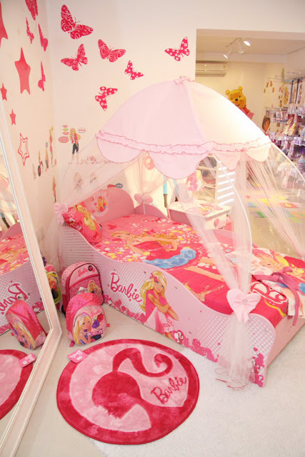 DORMITORIOS BARBIE BEDROOMS