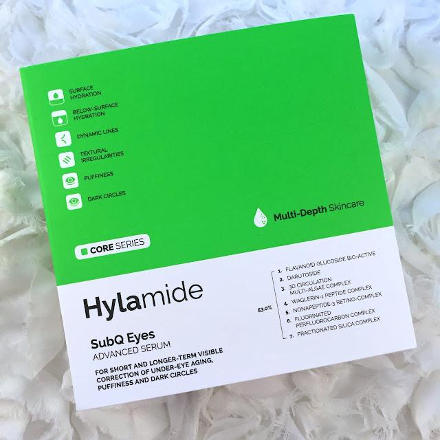 Hylamide Sub Q Eye Review