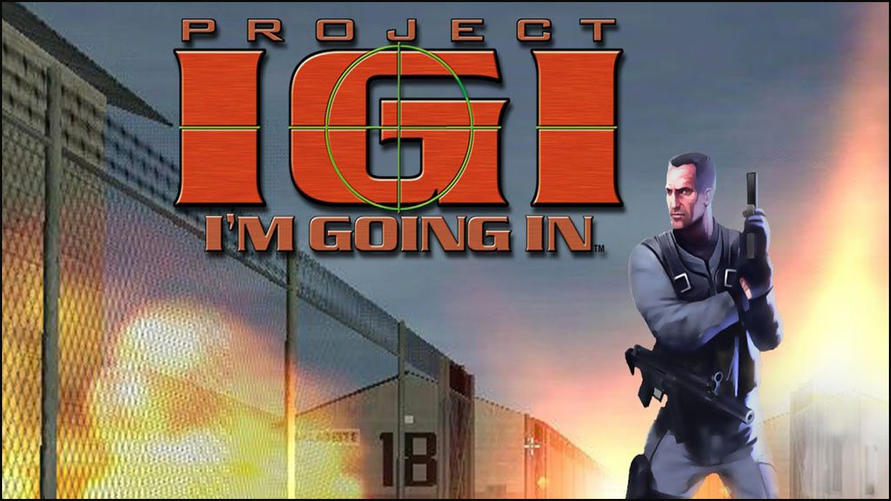 Project igi game free download for mac