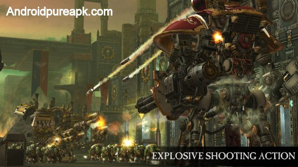 Warhammer 40,000: Freeblade Apk