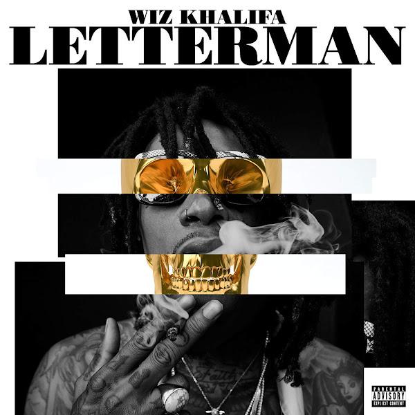Wiz Khalifa - Letterman - Single Cover