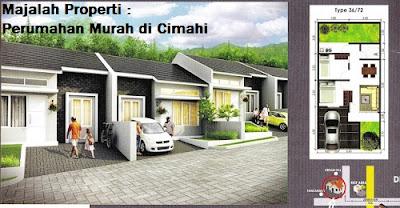 Perumahan Murah di Cimahi, rumah subsidi pemerintah