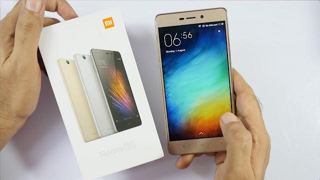 Xiaomi Redmi 3s Prime price