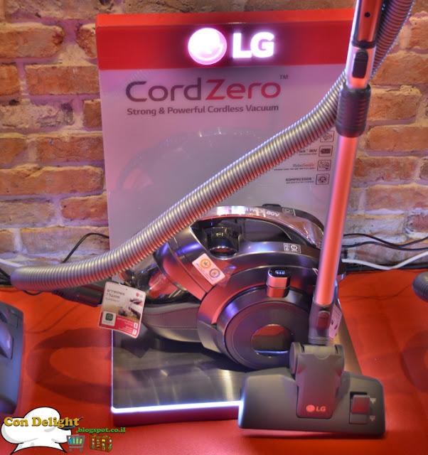 LG vacuum cleaner