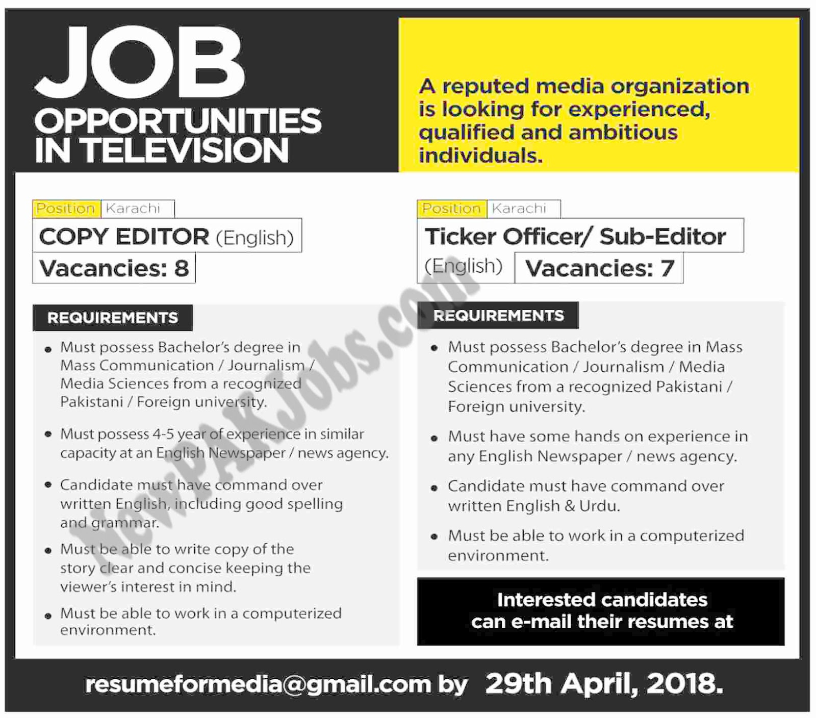 media-jobs-newpakjobs