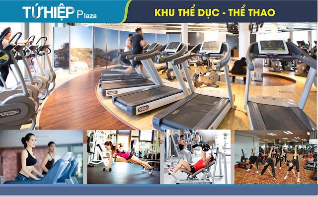 Phòng tập Gym, tập Yoga giúp nâng cao sức khỏe, làm đẹp vóc dáng, thư giãn tinh thần