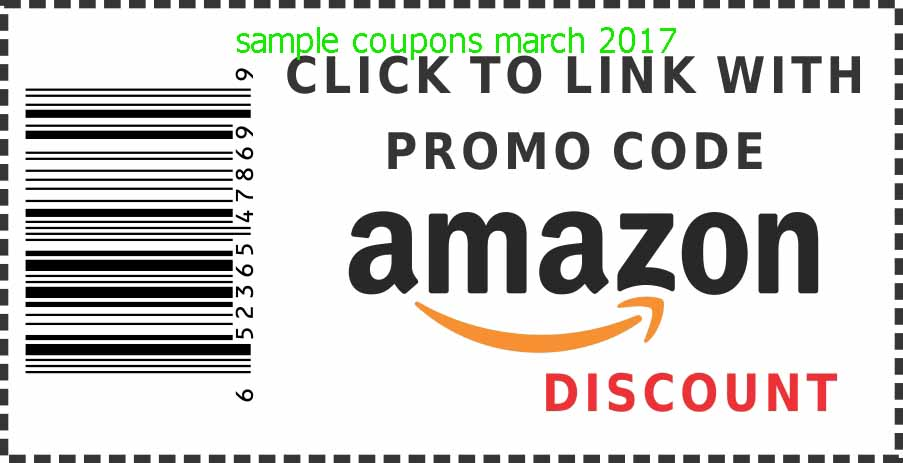 Amazon coupon code 2018 march