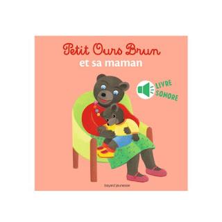 Petit Ours Brun et sa maman - livre sonore - Bayard jeunesse