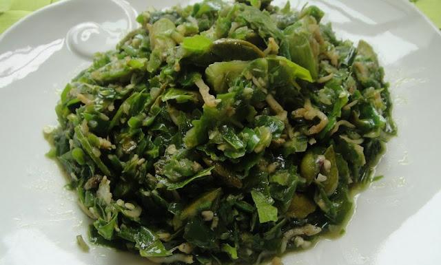 resep sambal ijo khas padang