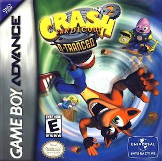 Rom de Crash Bandicoot 2: N-Tranced - PT-BR - GBA - Download