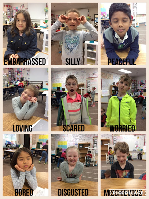 PicCollage: Character Feelings and Emotions  | Techie-Bytes