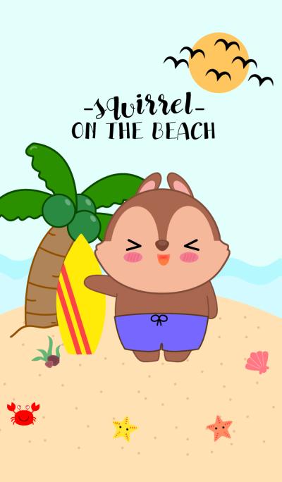 Squirrel On The Beach Theme (jp)