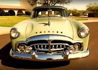 1951 Packard 300 Classic Sedan Front