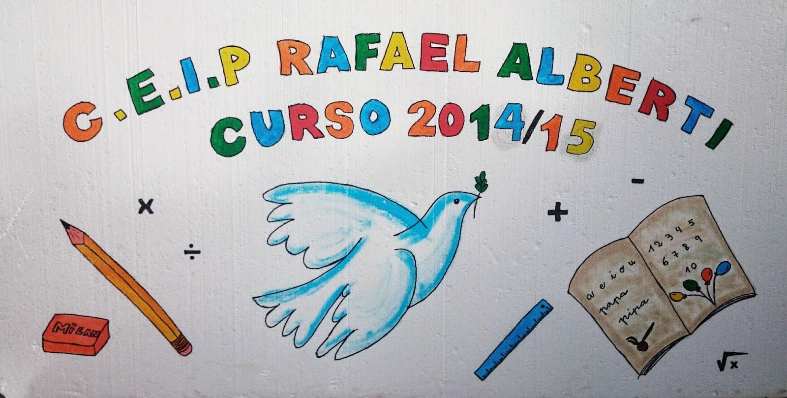 Macaco DÍa De La Paz: C.E.I.P Rafael Alberti: Actos Para Celebrar El Día De La Paz
