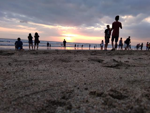 Kuta Beach, Favourite beach in Bali and Indonesia