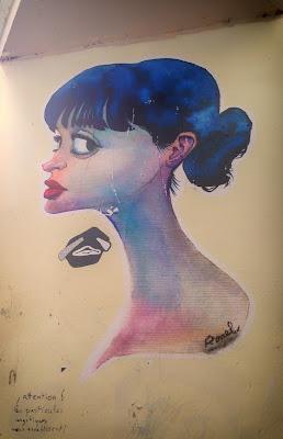 street art rouen rue damiette